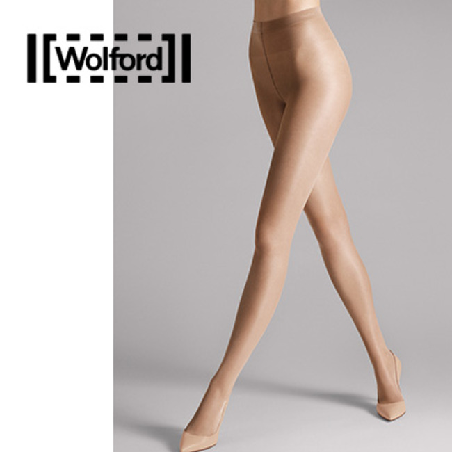 [WE18378B] SATIN 20 TIGHTS